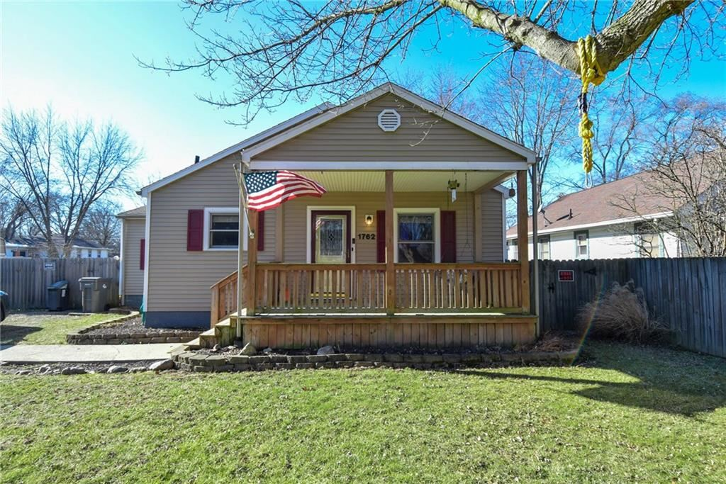 1762 South Irvington Avenue, Indianapolis, IN 46203 - #: 21762591
