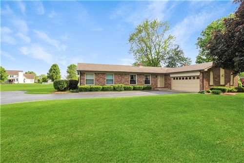Photo of 5581 East County Road 350 S, Plainfield, IN 46168 (MLS # 21788592)