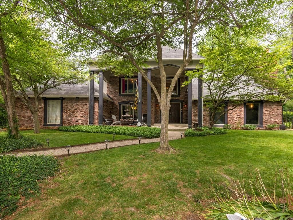 4114 Timber Court, Indianapolis, IN 46250 - #: 21661592