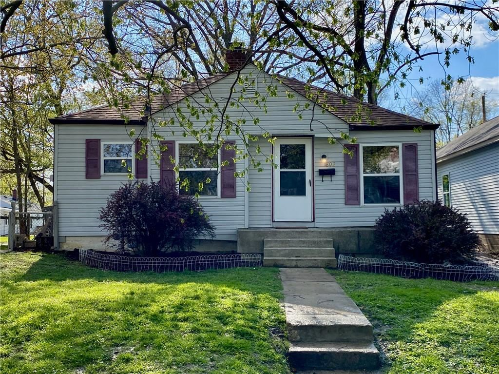 1802 North Linwood Avenue, Indianapolis, IN 46218 - #: 21762592
