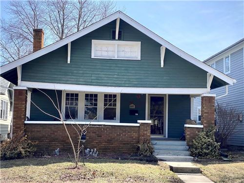 Photo of 607 North EMERSON Avenue, Indianapolis, IN 46219 (MLS # 21769593)