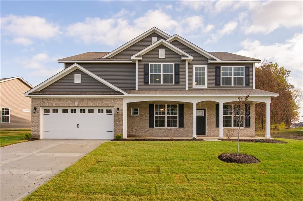 1715 South Foudray Circle, Avon, IN 46123 - #: 21725593