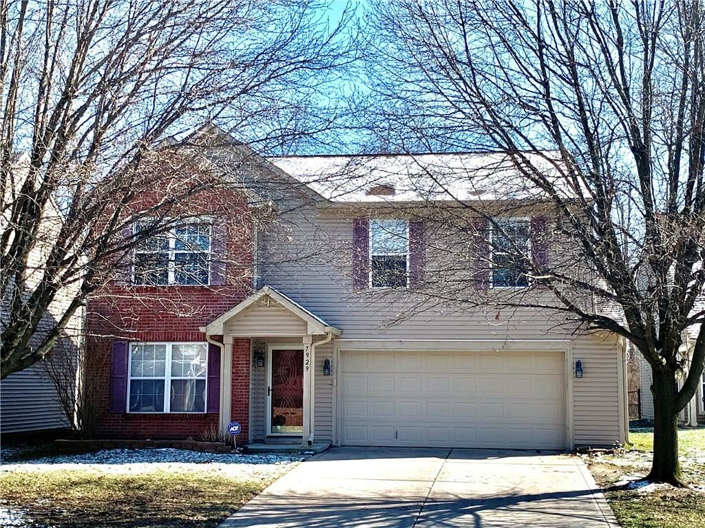 7929 SERGI CANYON Court, Indianapolis, IN 46217 - #: 21695594