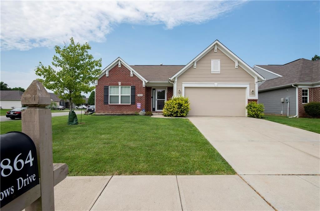 5864 Augusta Meadows Drive, Indianapolis, IN 46254 - #: 21731594