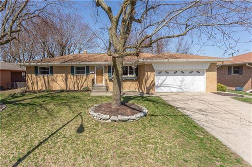 Photo of 6128 Hickorywood Drive, Speedway, IN 46224 (MLS # 21702595)