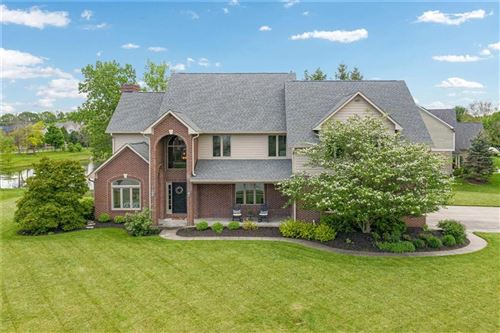Photo of 4399 Summer Drive, Zionsville, IN 46077 (MLS # 21711595)