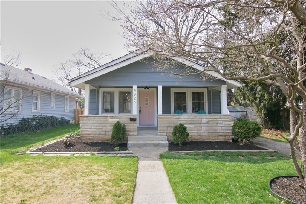 4826 Crittenden Avenue, Indianapolis, IN 46205 - MLS#: 21776595
