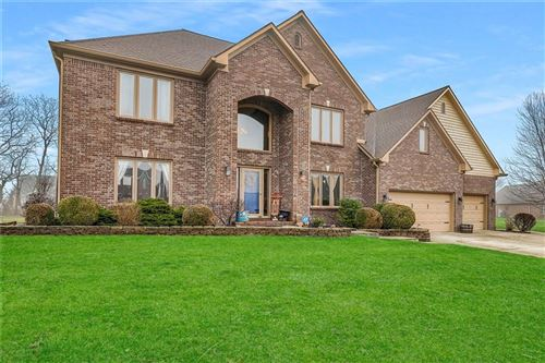 Photo of 1757 THISTLE Court, Avon, IN 46123 (MLS # 21688596)