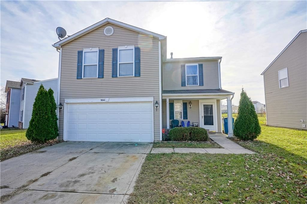 9041 Cardinal Flower Court, Indianapolis, IN 46231 - #: 21683596