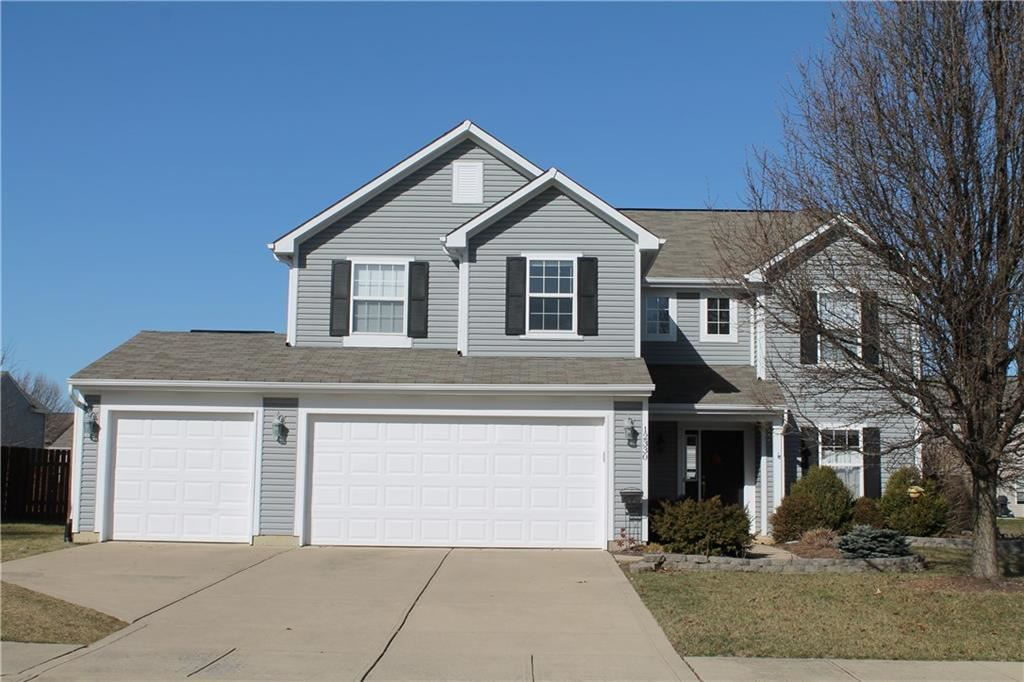 Photo of 12330 Titans Drive, Fishers, IN 46037 (MLS # 21693596)