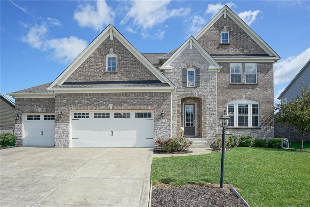 11238 East High Grove Circle, Zionsville, IN 46077 - #: 21727596