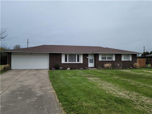 Photo of 208 East 49th Street, Anderson, IN 46013 (MLS # 21783597)