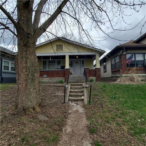 Photo of 1622 Spruce Street, Indianapolis, IN 46203 (MLS # 21703598)