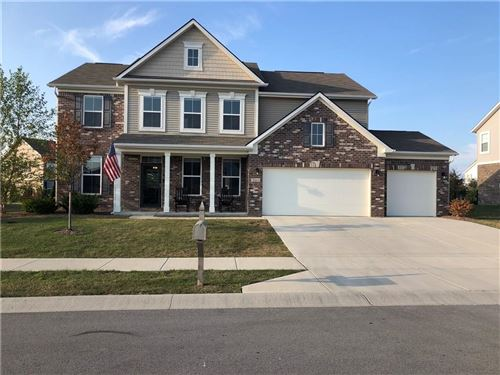 Photo of 5664 West Compass Pointe, McCordsville, IN 46055 (MLS # 21738599)
