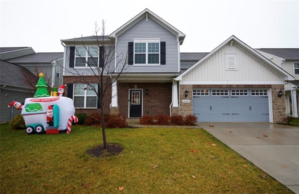 14423 Glapthorn Road, Fishers, IN 46037 - #: 21685599