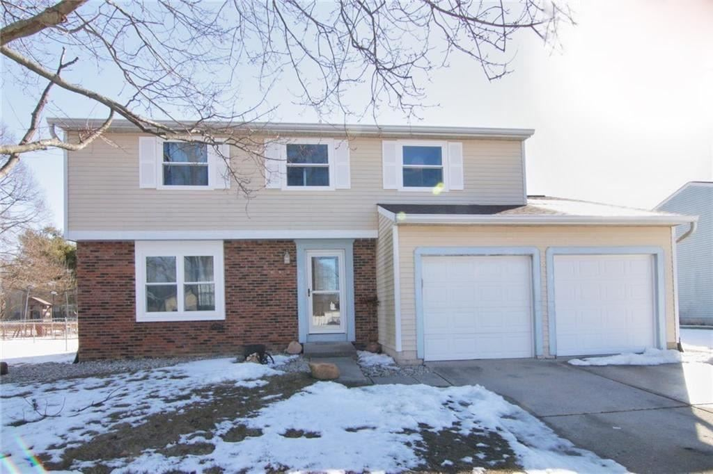605 East Brentwood Drive, Plainfield, IN 46168 - #: 21767599