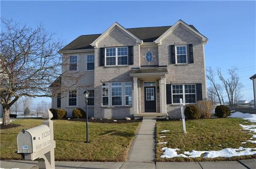 Photo of 11210 Hickory Lake Lane, Indianapolis, IN 46235 (MLS # 21686600)