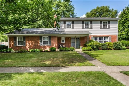 Photo of 7406 North Hawthorne Lane, Indianapolis, IN 46250 (MLS # 21729601)