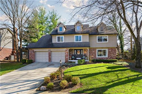 Photo of 127 Stony Creek Overlook, Noblesville, IN 46060 (MLS # 21752601)