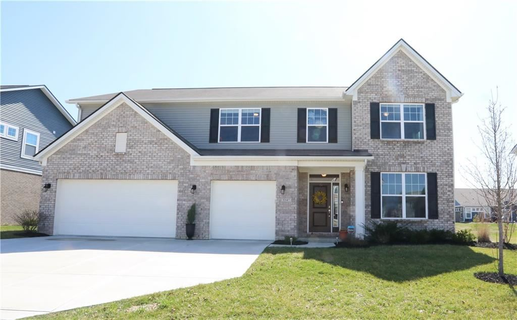 5547 West Port Drive, McCordsville, IN 46055 - #: 21701601
