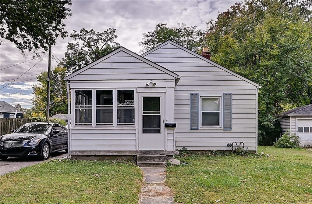 5453 East 17th Street, Indianapolis, IN 46218 - #: 21743601