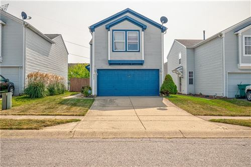 Photo of 6637 Kinnerton Drive, Indianapolis, IN 46254 (MLS # 21732602)