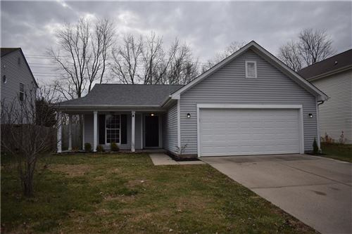 Photo of 3427 MECHANICSBURG Drive, Indianapolis, IN 46227 (MLS # 21755602)