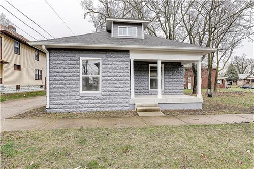 Photo of 315 North DEQUINCY Street, Indianapolis, IN 46201 (MLS # 21703603)