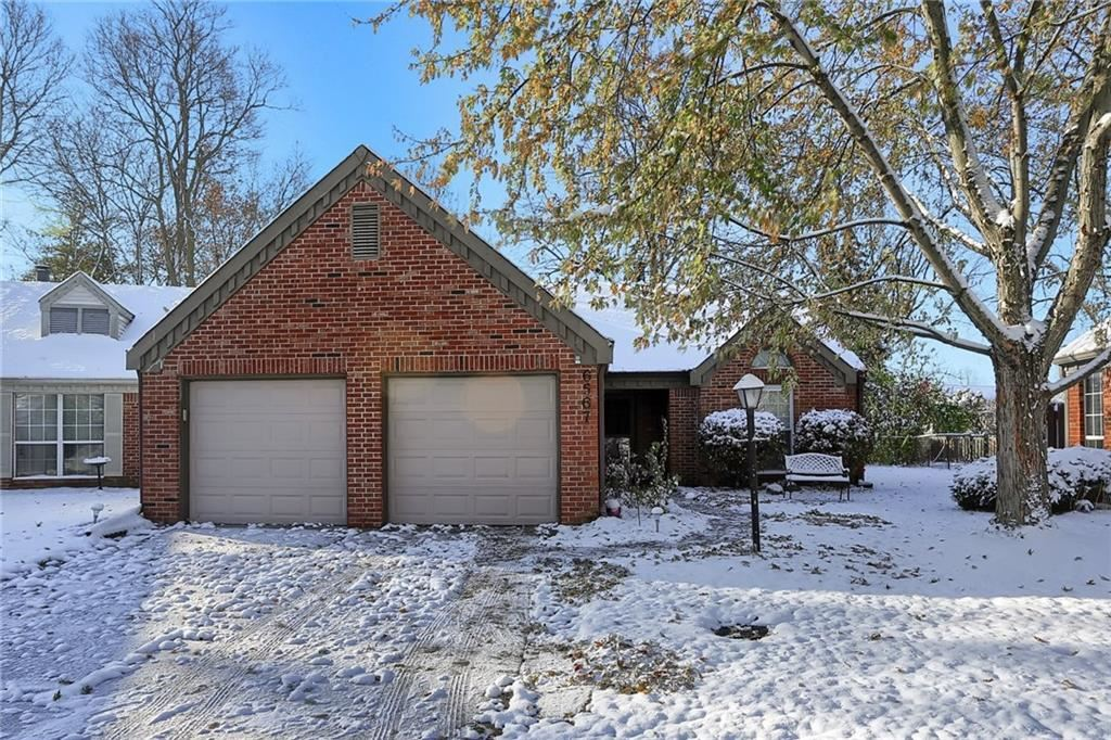 6567 Discovery S Drive, Indianapolis, IN 46250 - #: 21681603