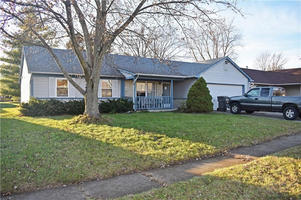 7618 Chris Anne Drive, Indianapolis, IN 46237 - #: 21684603