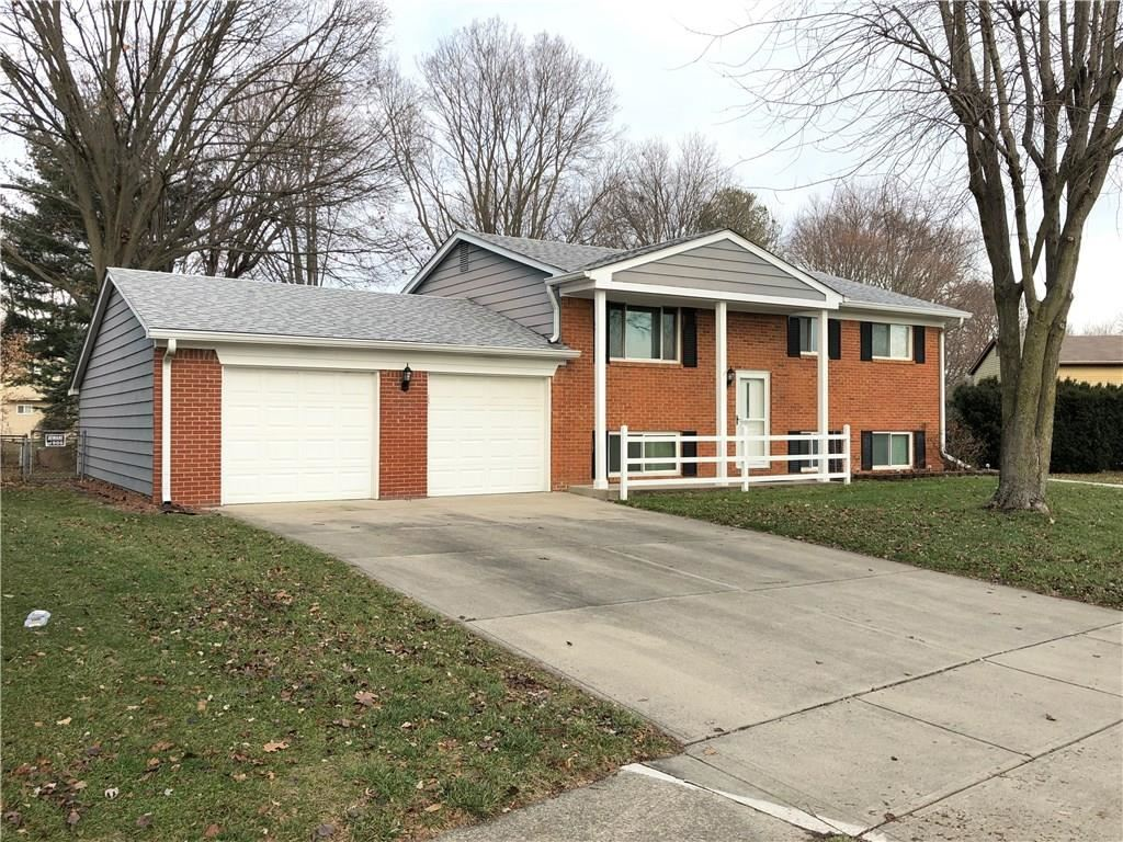 8712 Spring Valley Lane, Indianapolis, IN 46231 - #: 21689603