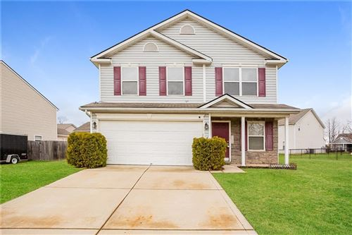 Photo of 11540 High Grass Drive, Indianapolis, IN 46236 (MLS # 21754604)
