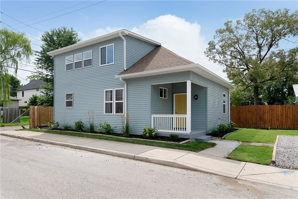 2311 East 11th Street, Indianapolis, IN 46201 - #: 21730604