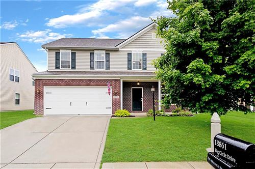 Photo of 18861 Big Circle Drive, Noblesville, IN 46062 (MLS # 21786606)