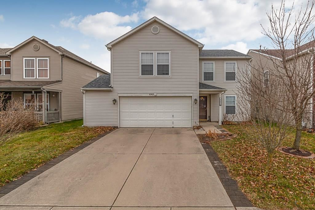 8265 South Quarter Moon Drive, Pendleton, IN 46064 - #: 21684606