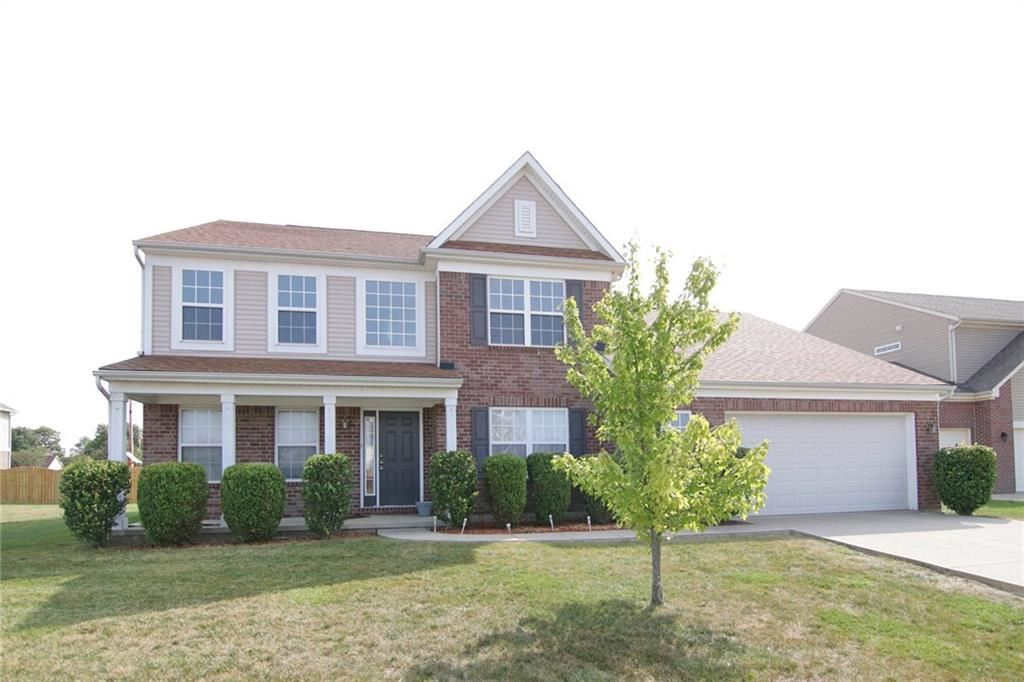 10217 Broadmeadow Drive, Indianapolis, IN 46239 - #: 21738606