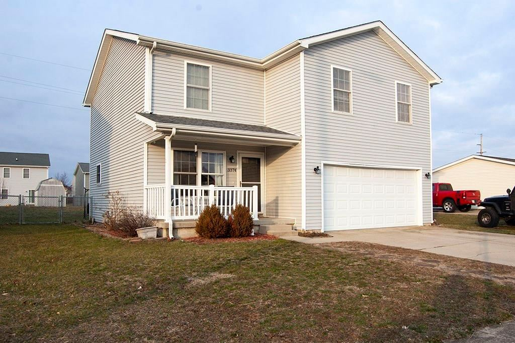 3374 Orchard Valley Dr., Columbus, IN 47203 - #: 21689608