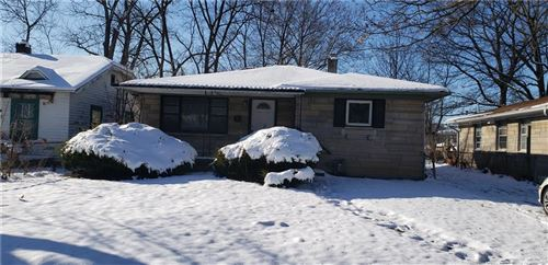 Photo of 3246 North Bancroft Street, Indianapolis, IN 46218 (MLS # 21690610)