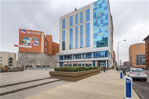 Photo of 1 Virginia Avenue #706, Indianapolis, IN 46204 (MLS # 21692610)