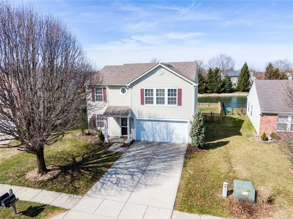 Photo of 14254 WEEPING CHERRY Drive, Fishers, IN 46038 (MLS # 21698610)