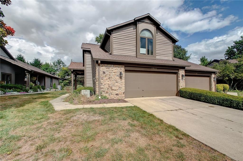 2342 Calaveras Way, Indianapolis, IN 46240 - #: 21743611