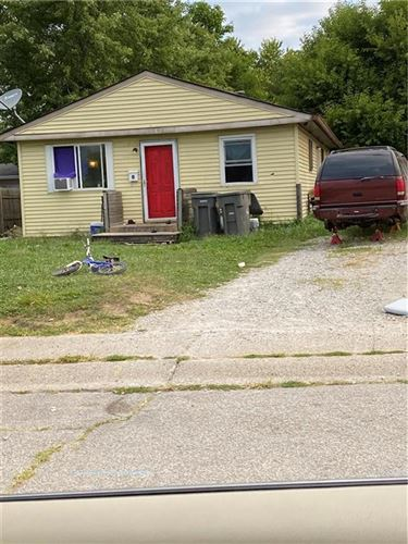 Photo of 3526 Terrace Avenue, Indianapolis, IN 46203 (MLS # 21736612)