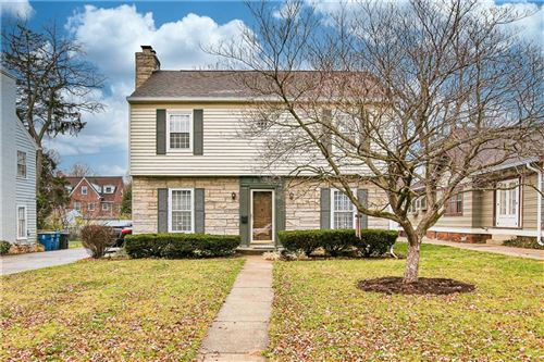 Photo of 5018 North Capitol Avenue, Indianapolis, IN 46208 (MLS # 21754612)