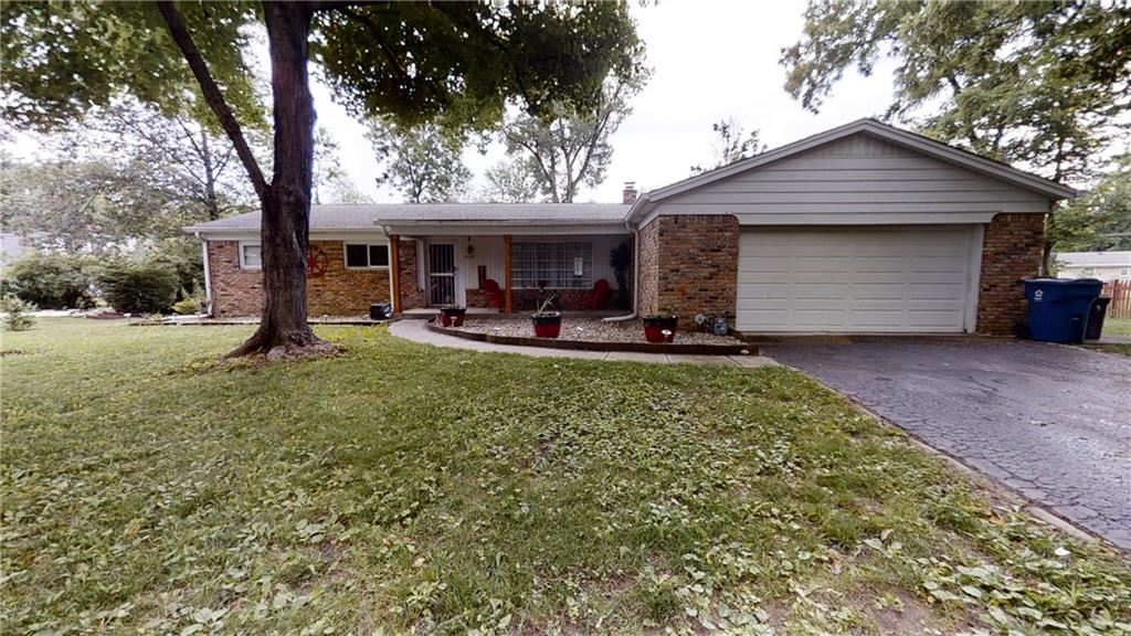 7133 North TUXEDO Street, Indianapolis, IN 46240 - #: 21721612