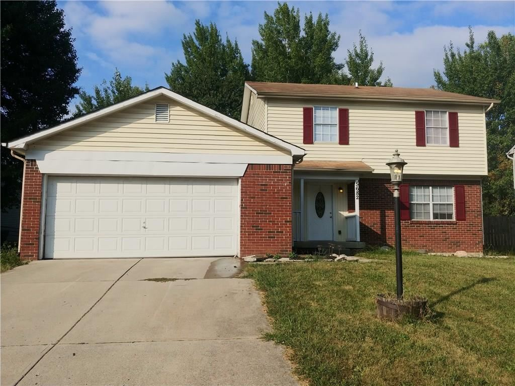 5682 Dobbs Ferry Drive, Indianapolis, IN 46254 - #: 21738612