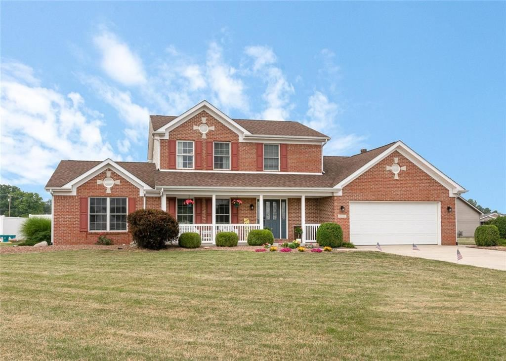 9512 West THURSTON Court, Yorktown, IN 47396 - #: 21745612