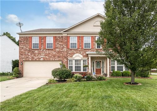 Photo of 10130 EAGLE EYE Way, Indianapolis, IN 46234 (MLS # 21805613)