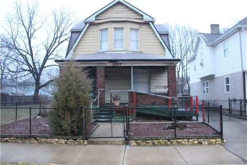 Photo of 3537 North Illinois Street, Indianapolis, IN 46208 (MLS # 21696614)