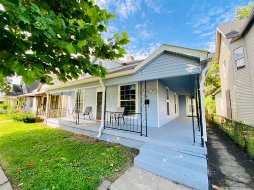 Photo of 644 MARION Avenue, Indianapolis, IN 46221 (MLS # 21731614)