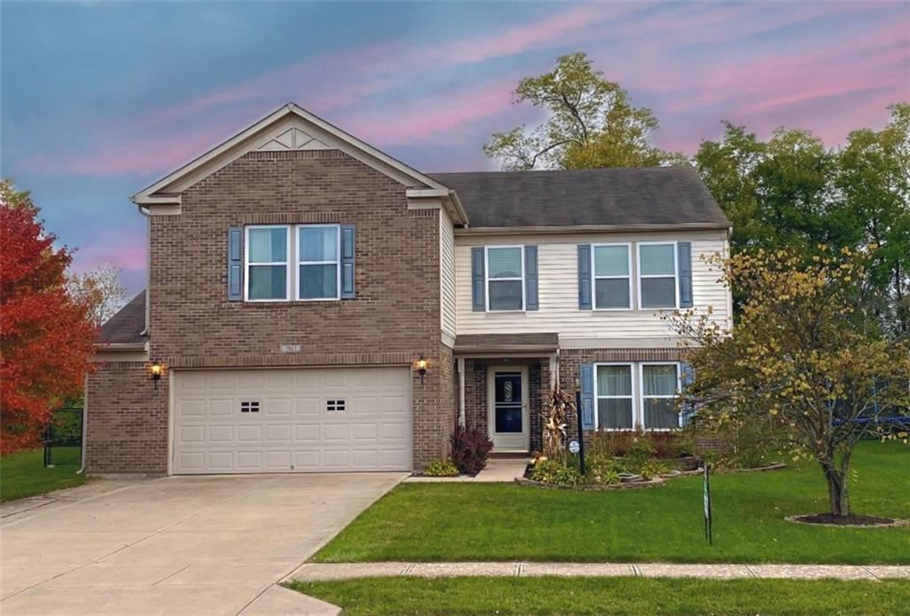 7921 Newhall Way, Indianapolis, IN 46239 - #: 21672614